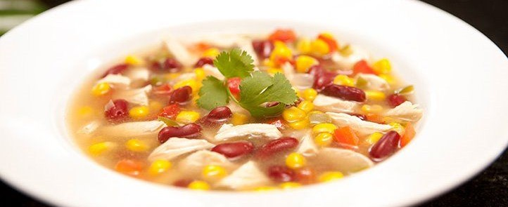 Heart Healthy Chicken Soup