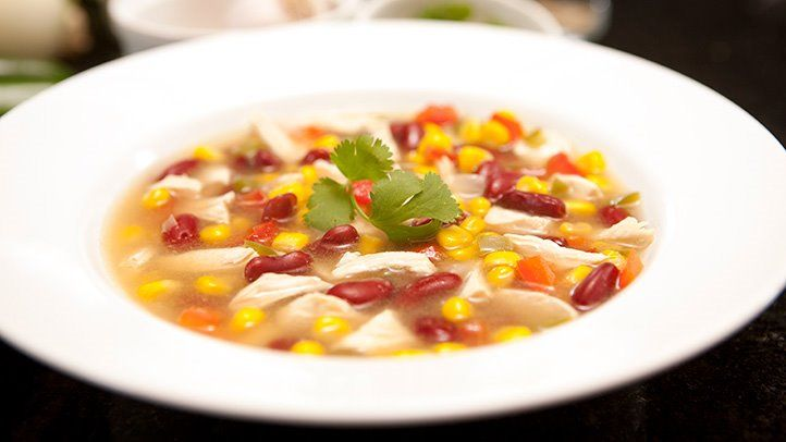 Heart Healthy Chicken Soup